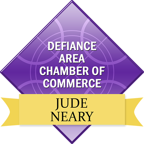 Defiance Area Chamber of Commerce: Jude Neary