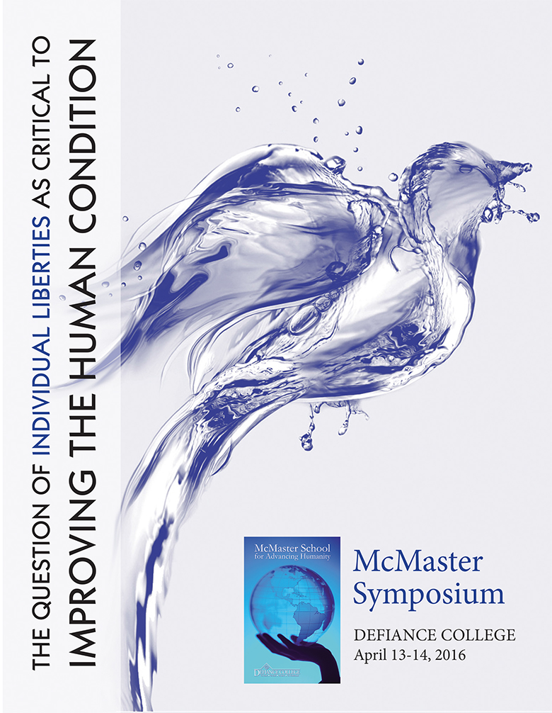 McMaster Symposium Program Cover