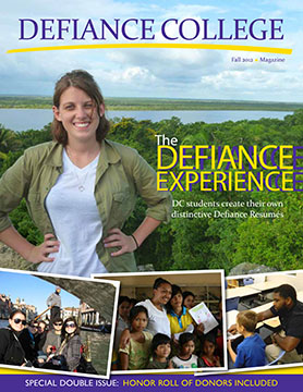 Cover of Fall 2012