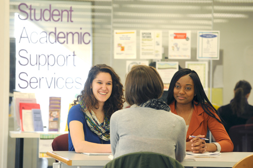 Student Academic Support Services